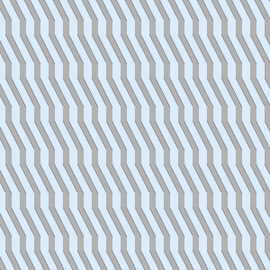Hypnotic stairs pattern created with CSS3 code