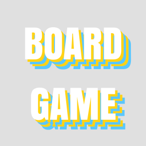 Board game text effect with CSS3