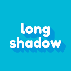 Mother effing long text shadow with CSS3